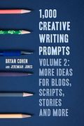 1000 Creative Writing Prompts Volume 2 Cover