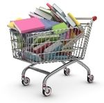 BooksShoppingCartColor174